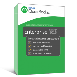 QuickBooks Enterprise 2016